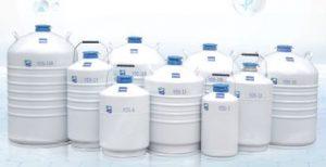 Rezervor azot lichid